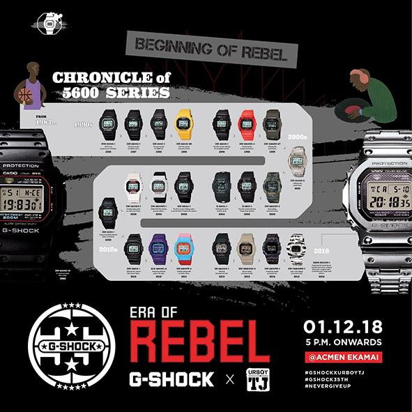 G-Shock Event Activites (1)